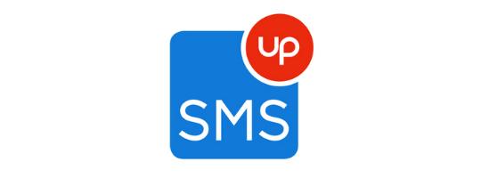 Logo de SMS Up