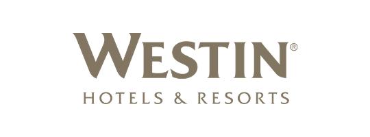 Logo de l'hôtel parisien The Westin
