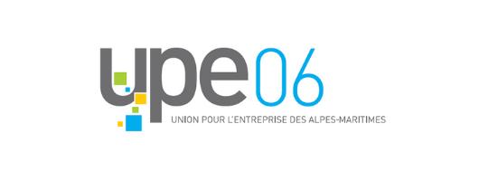Logo de L'upe 06