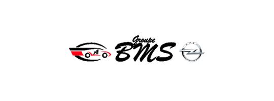 Logo du groupe BMS d'Antibes