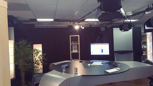 Plateau du webinar organisé par Jadéclo