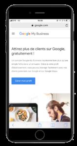 Boostez votre visibilité avec une page Google My Business