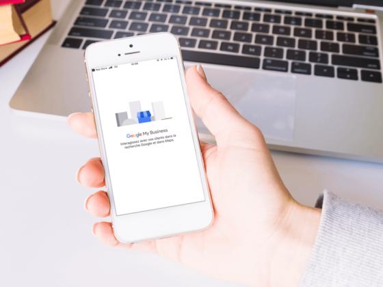 Une page Google My Business pour développer votre clientèle