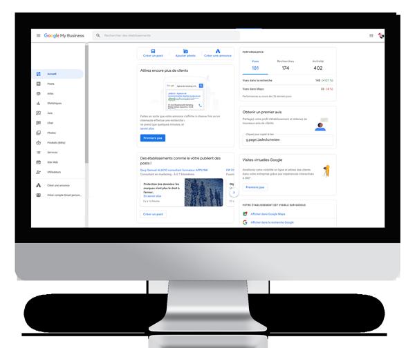 Créez une page Google My Business rapidement