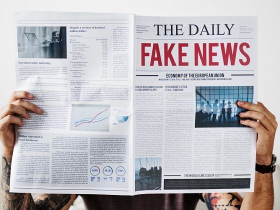 Posez-vous les bonnes questions afin d'identifier les fake news !