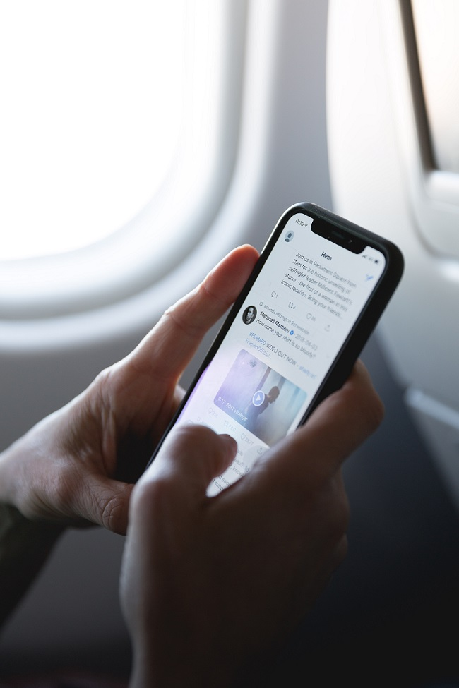le marketing d'influence est omniprésent grâce aux téléphones