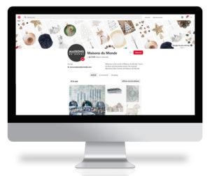 Faites-vous connaître et développez votre notoriété avec Pinterest