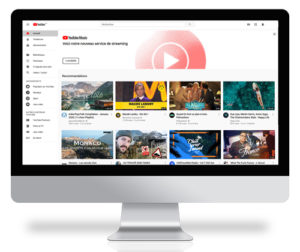 créer une chaîne YouTube entreprise