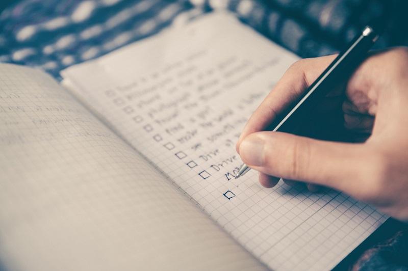 Listez les objectifs à remplir lorsque vous créez un blog professionnel
