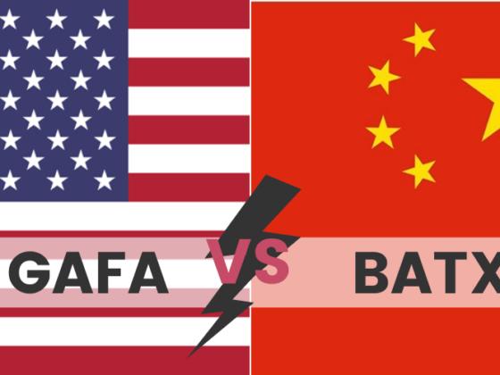 Découvrez les nouveaux gafa chinois qui rivalisent avec les géants américains !