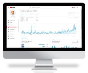 Evaluez les performances de votre chaîne avec YouTube Google Analytics