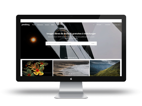 Découvrez Pixabay, l'une des banque d'image gratuite libre de droit !