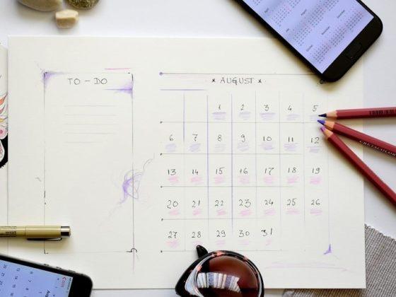 Découvrez tous les événements du mois avec ce calendrier marronnier août 2021 !