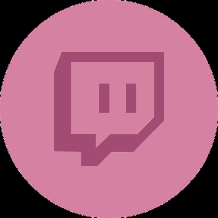logo de la plateforme de streaming vidéo Twitch