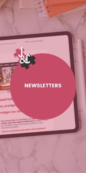 Grâce à Jadéclo, vos newsletters seront pertinentes et structurées !