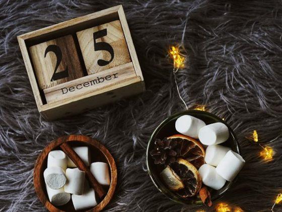Retrouvez les événements du mois de décembre dans votre calendrier marronnier décembre 2021 !