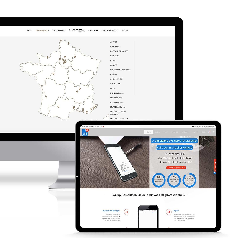 Un site web efficace et performant grâce à votre agence site web Jadéclo